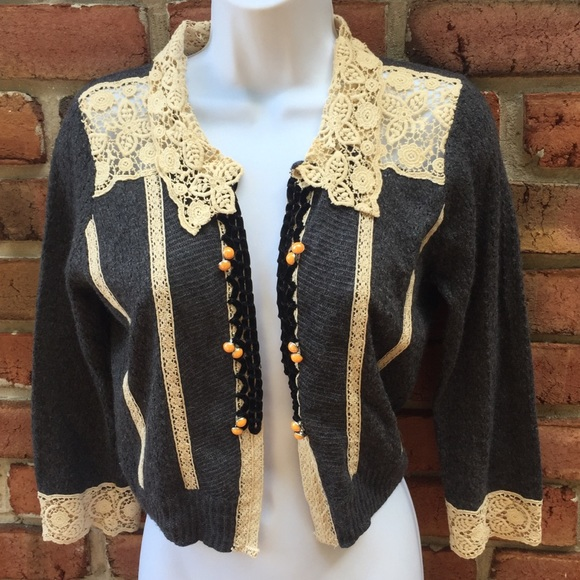 Anthropologie Sweaters - Anthropologie Guinevere Cashmere Cardigan Sweater